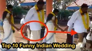 Top 10 Funny Indian Wedding videos you can't stop laughing