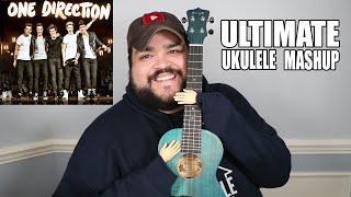 Best 10 Years Of One Direction Mashup | Ukulele Cover