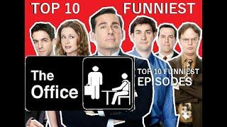 The Office: Top 10 Funniest Episodes