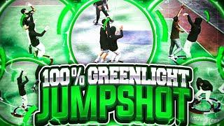 NEW BEST JUMPSHOT IN 2K20! 200% GREENS NEVER MISS AGAIN IN 2K20! GREENLIGHT JUMPSHOT AFTER PATCH 10