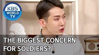 The biggest concern for soldiers? [Problem Child in House/2020.05.18]