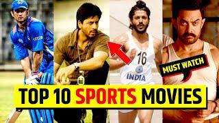 Top 10 Hindi Movies Based on Sports | Bollywood Sports Movies