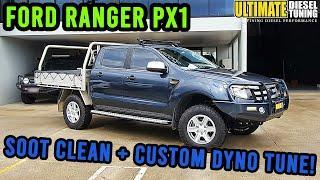 Ranger PX1 2014 model - desoot + tune package! 31% gain in torque!