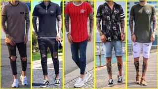 New Man Fashion 2020 | New Fashion Design For Man | Latest Fashion T Shirt Mens | Man Fashion&Style