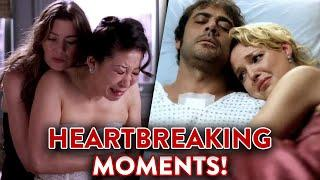 Grey's Anatomy Break-ups Recap |