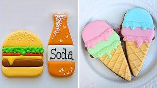 Tasty Cookies | Amazing Cookie Decorating Ideas Compilation For Party | So Yummy Cookies Recipes