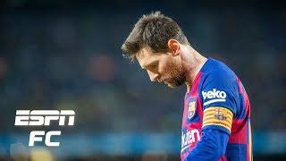 Is this the beginning of the end for Lionel Messi at Barcelona?    ESPN FC