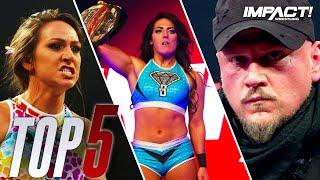 Top 5 Must-See Moments from IMPACT Wrestling for Mar 31, 2020 | IMPACT! Highlights Mar 31, 2020
