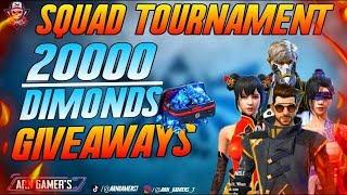 20000 DIMOUND TOP UP || FREE FIRE LIVE || CUSTOM ROOM MATCH GIVEAWAY || EVERY CUSTOM