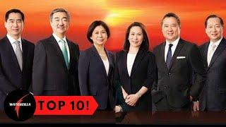 Top 10 Richest People in the Philippines 2020