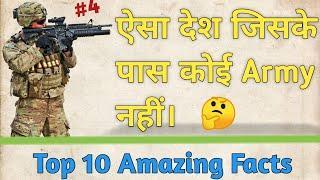 Bina army ka ek country | world longest place name | Top 10 amazing facts | Sani yadav