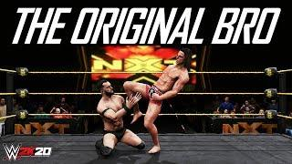 WWE 2K20: Top 10 SICK Matt Riddle Moves (Dope Moves, Bro)