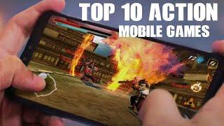 action games for android | New Top 10 Action Game 2020