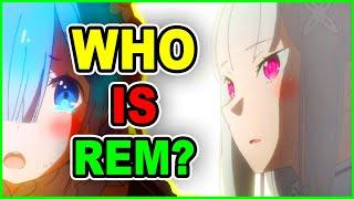 Who is Rem? What Happened to Rem?   Re:Zero Season 2 Scene Explained