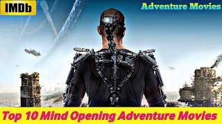 Top 10 Hollywood Mind Opening Adventure Movies In Hindi | Top Filmy Boy