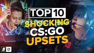 The Top 10 CS:GO Upsets That Will Make You Lose Your F@*king Mind