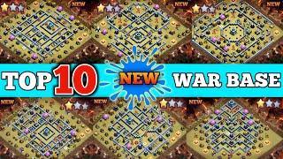 *SUPER NEW* TOP 10 TH 13 WAR BASE 2020 + LINK (Base Link Given In Video Description)