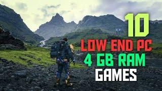 Top 10 Low End PC High Graphic Games