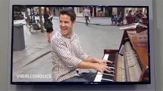 top 10 amazing street performers musicians piano | top 10 artistas de rua incríveis músicos piano