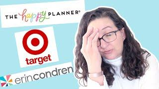 Things I Regret Buying | 10 Planner Purchases
