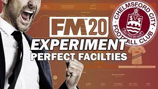 What If A Non-League Club Had Perfect Facilities & Perfect Staff? | Football Manager 2020 Experiment