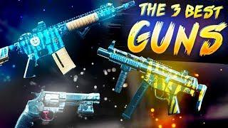 The BEST 3 GUNS and CLASSES in MODERN WARFARE