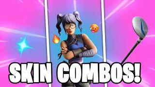 Top 10 BEST Skin Combos YOU NEED TO TRY! (Sweaty Combos Chapter 2 Season 2 Fortnite)