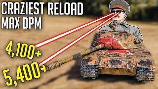 CRAZY Reload on Best DPM Medium Tank! | World of Tanks K-91 Gameplay