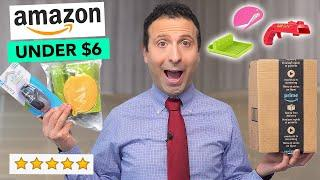 10 Amazon Products You NEED Under $6!