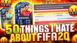 Top 50 Things I Hate About FIFA 20