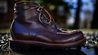 Grant Stone Brass Boot - The Best Winter Dress Boot?