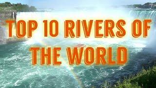 #Top10Riversoftheworld #maacoachingclasses #riversoftheworld Top 10 Rivers of the world