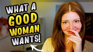 5 Things Women Look For In High Value Men (What Makes a Real Man to Her P5)