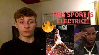 British Soccer fan reacts to Basketball - Craziest NBA Moments of 2018/2019 Season