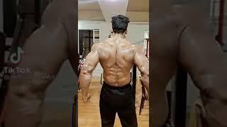 Back with no fat.Bodybuilding motivation, Bodybuilding status,Bodybuilding workout,gym tips