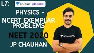 L7: Physics - NCERT Exemplar Problems   Class 12   Target NEET 2020   J P Chauhan