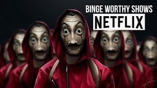 BEST BINGE WORTHY NETFLIX SHOWS in 2020!! | MY TOP NETFLIX RECOMMENDATIONS | MUST WATCH!!! | JONAKS
