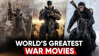 Top 10 Greatest War Movies of All Time | Best Historical WAR Movies in Hindi | Movies Bolt