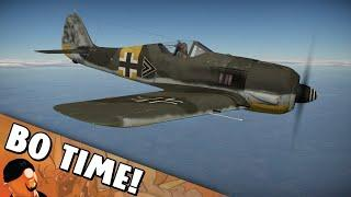 "War Thunder - Fw 190 A-5/F-8 ""I Fell In Love With A Tupolev!"""