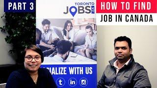 HOW TO FIND JOB IN CANADA in 2020 | Recruiter Advice|Top Recruitment Agency in Canada | BhavaKishore