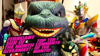 FEBRUARY SUB OF THE MONTH & THE TOP TEN COMMENTS OF THE MONTH!
