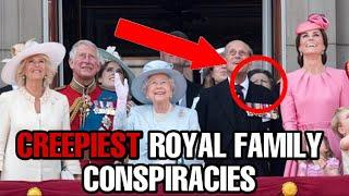 Top 5 CREEPIEST Royal Family Conspiracy Theories