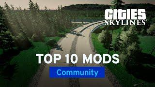 Top 10 Mods and Assets April 2020 with Biffa | Mods of the Month | Cities: Skylines