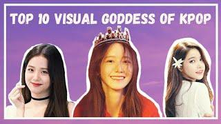 Top 10 Visual Goddess of KPOP 2020 | K-POP Girl Group