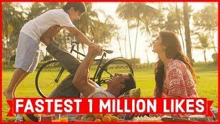 Fastest Indian Movies Teaser/Trailer to Reach 1 Million Likes on YouTube | Ft. Sooryavanshi