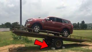 Top 10: Power Of Endeavour | American SUV | Pulling Tractor Off-road Capabilities ! ! !