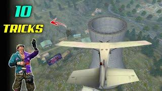 Top 10 New Tricks To Surprise Your Enemies And Friends In Free Fire   Top Tricks #16