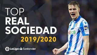 TOP 10 GOLES Real Sociedad LaLiga Santander 2019/2020