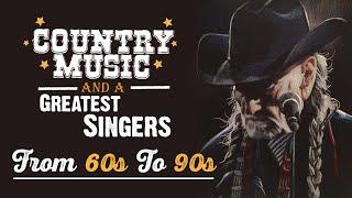 Top 100 Classic Country Songs Of 60s, 70s, 80s & 90s - Greatest Old Country Music Of All Time Ever