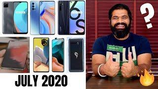 Top Upcoming Smartphones - July 2020